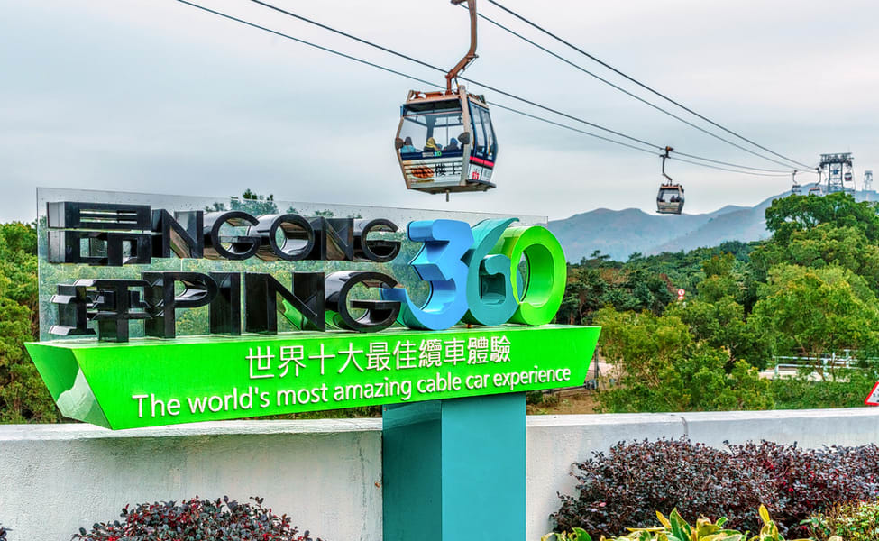 The Ngong Ping 360 Ticket booking online: Price, attraction Pass & To Do Hong kong