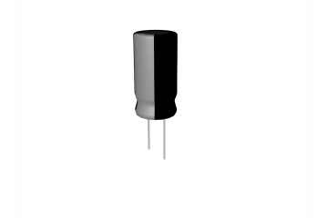 The principle of operation of the capacitor