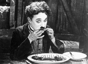 La Quimera Del Oro Chaplin Y La Comedia Muda Americana