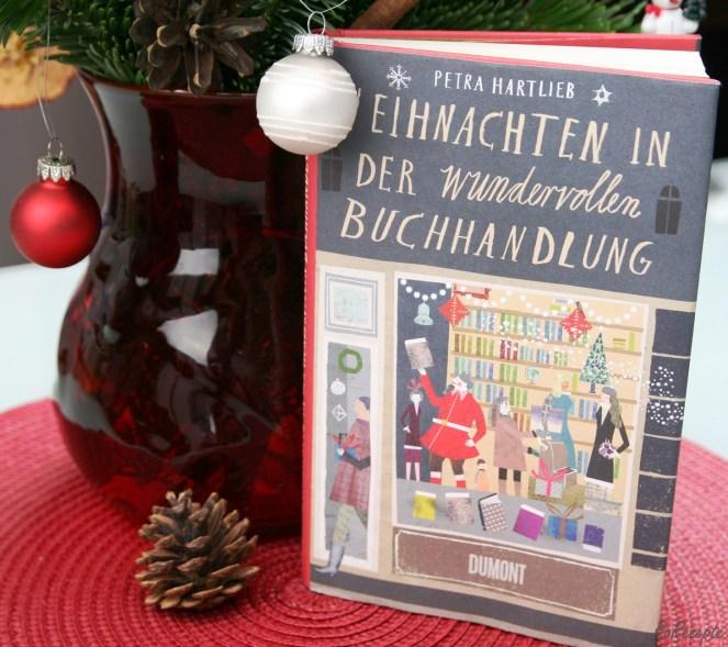 Weihnachten in der wundervollen Buchhandlung - Petra Hartlieb