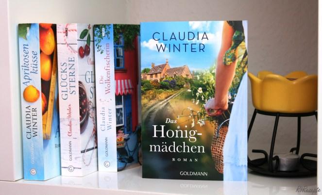 Das Honigmädchen - Claudia Winter