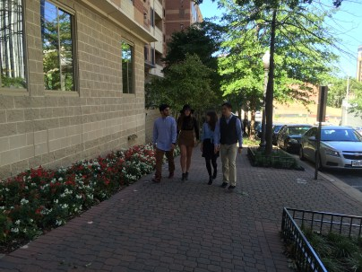 the rest of the first day was spent filming in various places in Arlington and Alexandria // http://www.openvalvestudios.com/