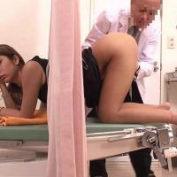 【ギャル/凌辱】妊娠検査の際に媚薬を仕込まれ気持ちよくなってチンポを欲しがる美女。