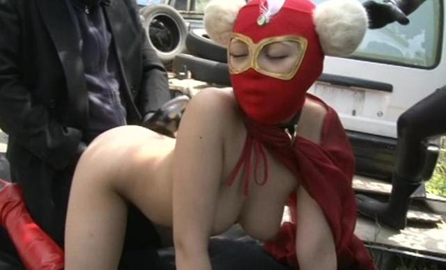 377 【ヒロイン凌辱】悲報…敵に罠にハマった美少女戦士が拘束され性奴隷にされてしまうヤバいやつ…@sharevideos