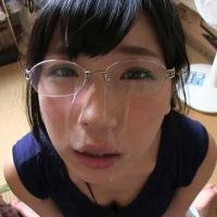 カワイイメガネへんたい女は超ドⅯのドへんたい★おもいっきりEROカワイがってあげました(笑)w