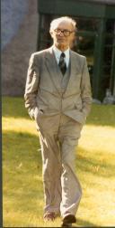 1990 Oct Aloys Fleischmann, Glen House