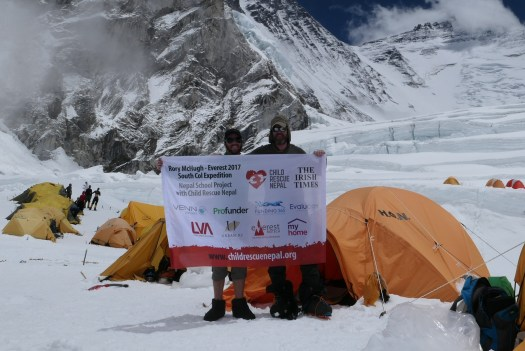 Camp I Everest