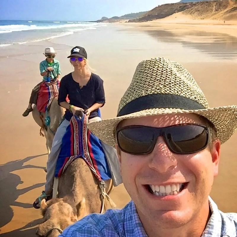 Papa, Writer & Traveler