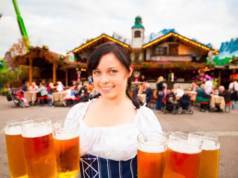 Prost! A German beer garden survival guide | What to expect, eat and drink