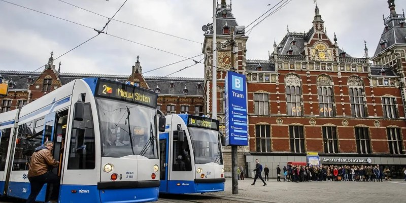 Amsterdam travel tips: How to get around Amsterdam using trams, buses and more