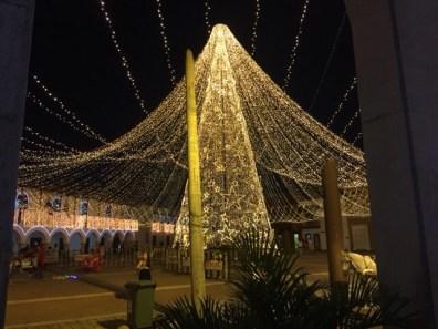 Cartagena Christmas Lights