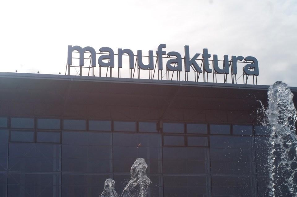 Lodz manufaktura