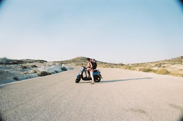 Milos scooter