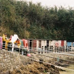 Normandie port racine cap de la hague