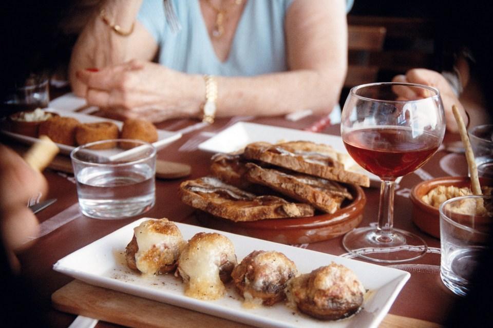 cuisine comptoir Collioure