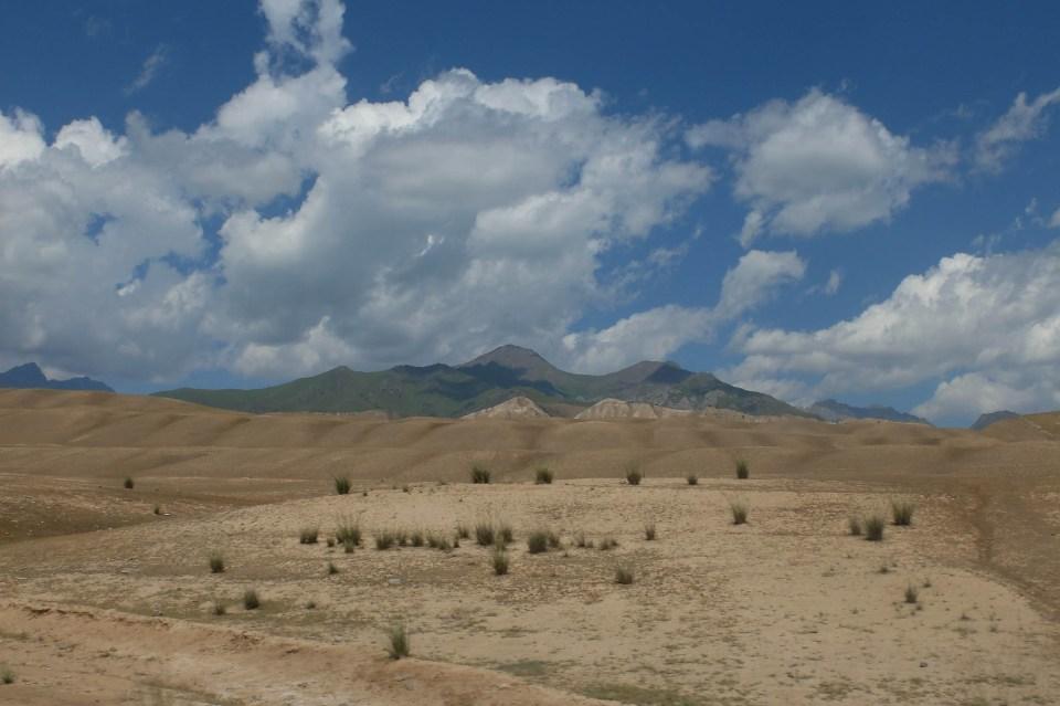 route du Pamir Highway