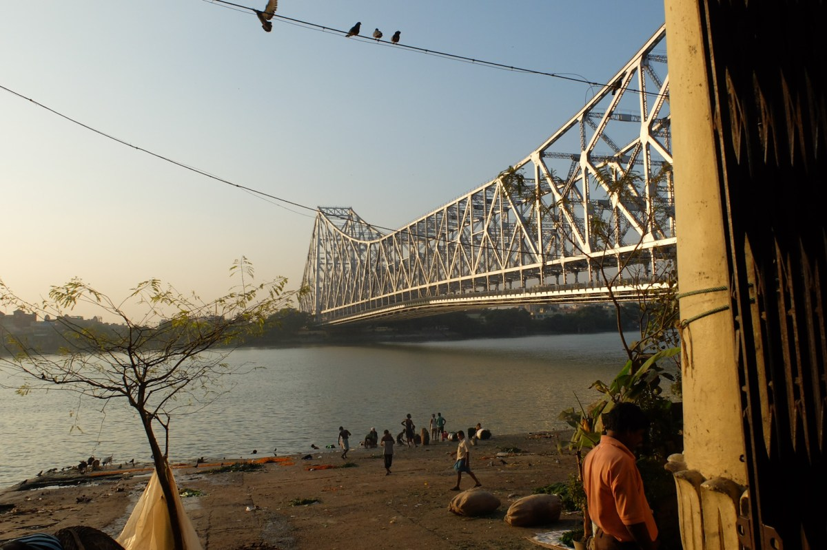 Dix jours à Kolkata, et moi, et moi, et moi...