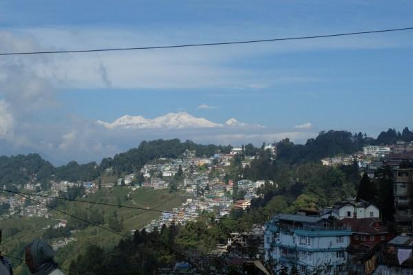 Quelques jours à Darjeeling