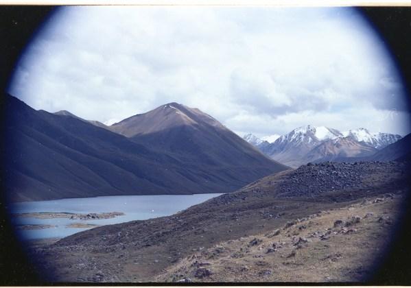 Le Kirghizstan en argentique