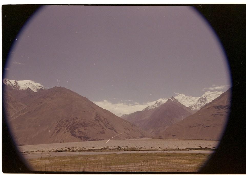 Tadjikistan argentique-9