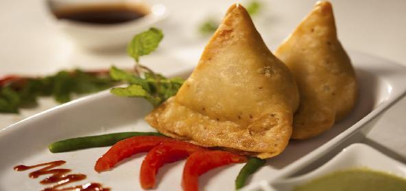 Image d'illustration : à quoi ressemblent les samosas indiens !