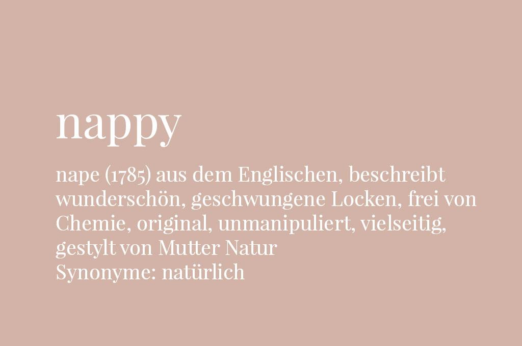 nappy-definition