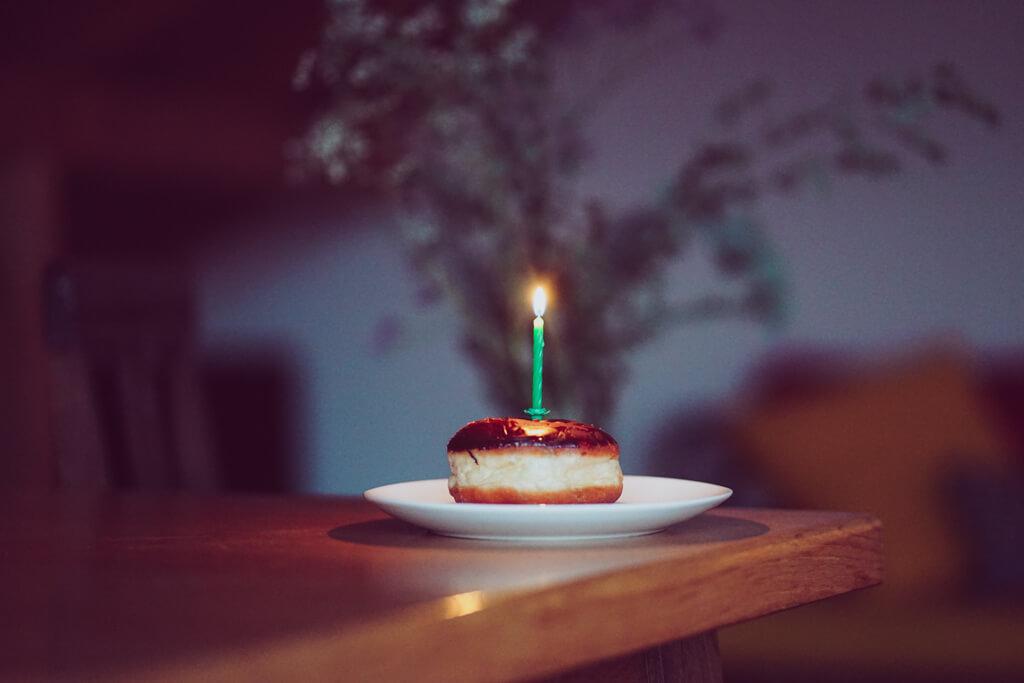 RosaMag Geburtstag
