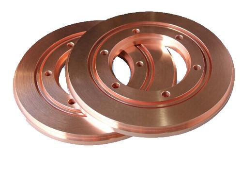 Discos de cobre