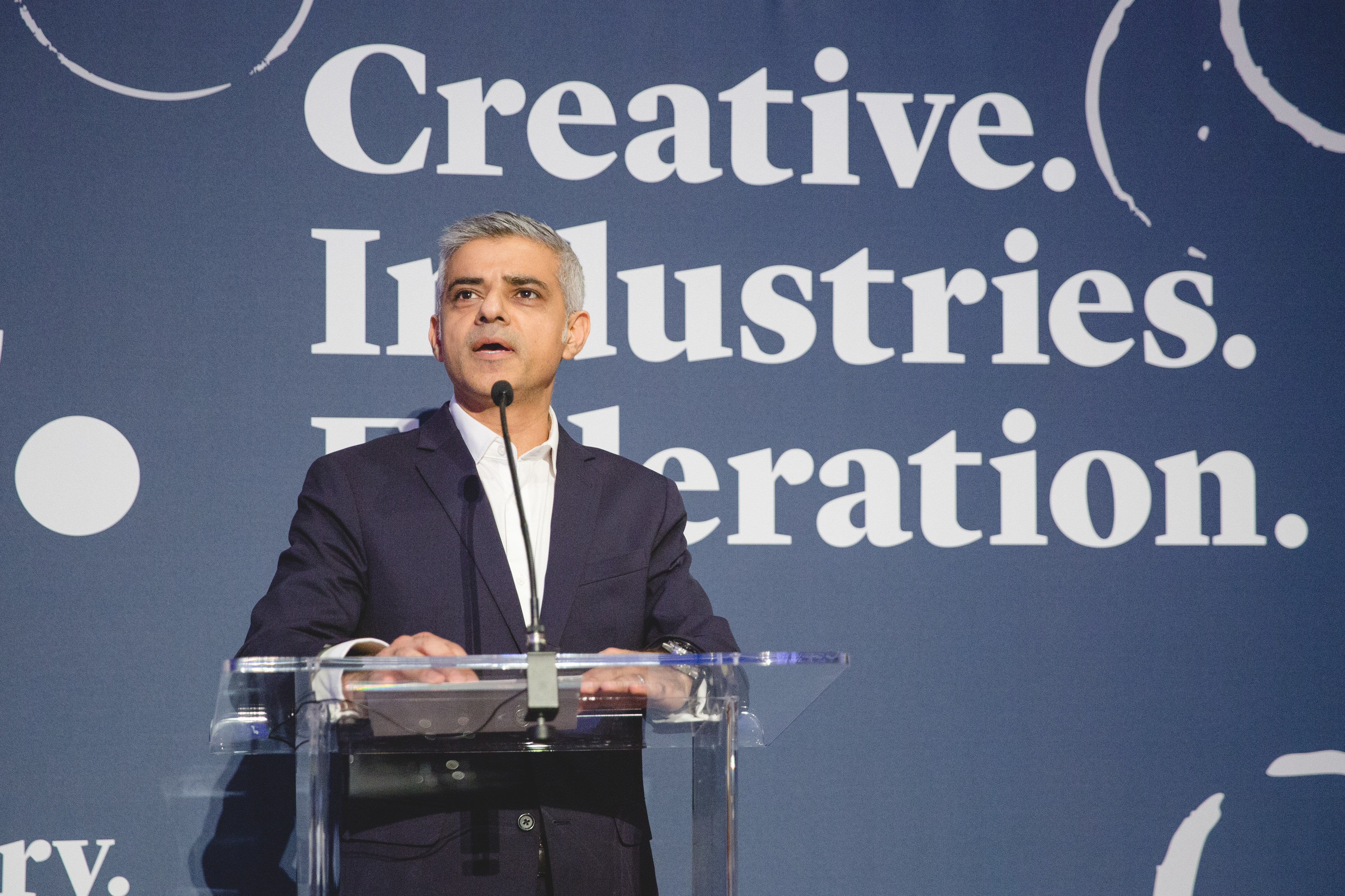 The second anniversary of the Creative Industries Foundation.