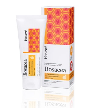Honevo Kanuka Honey proven to help Rosacea Sufferers