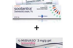 Mirvaso plus Soolantra – better together