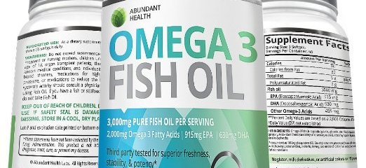 Omega 3 Fatty Acids good for Dry Eye and Ocular Rosacea