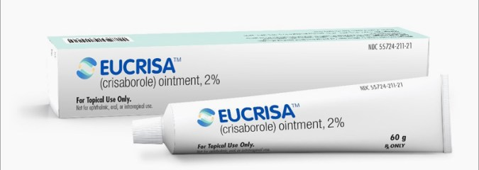 Eucrisa approved for Eczema