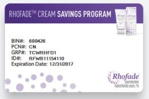 rhofade-savings-card