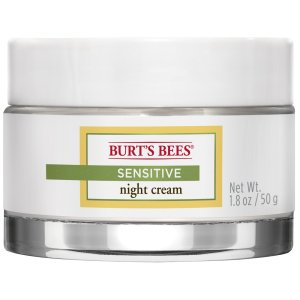 Burts Bees Sensitive Night Cream