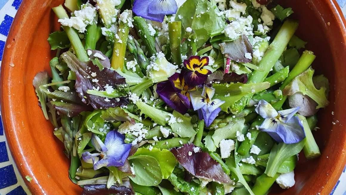 Lisa Tarlato: il cibo e l'amore per se stessi