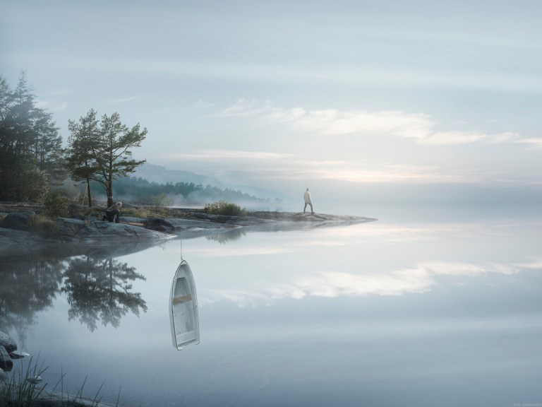 Erik Johansson Endless Reflections.jpg