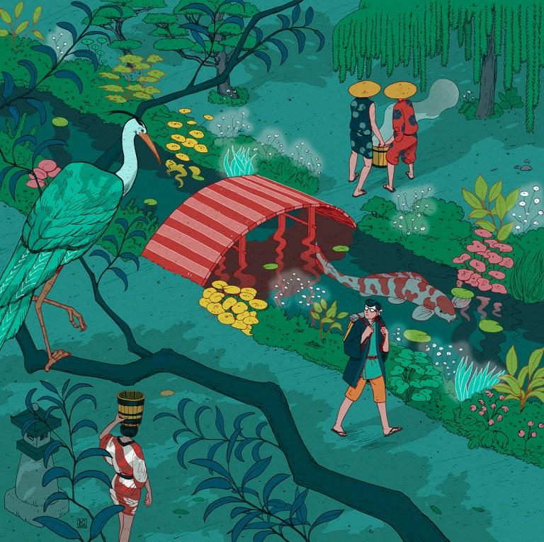 nicholas castell_serie-ukiyoe-page 1
