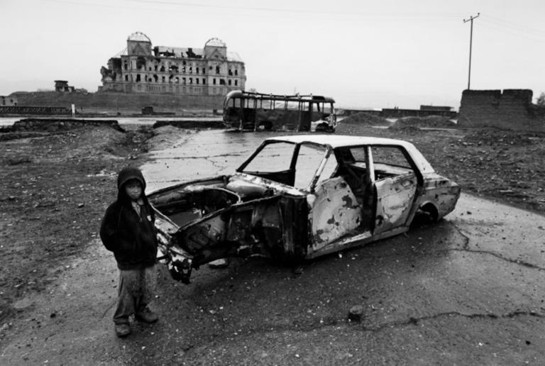 Russians and Royals car