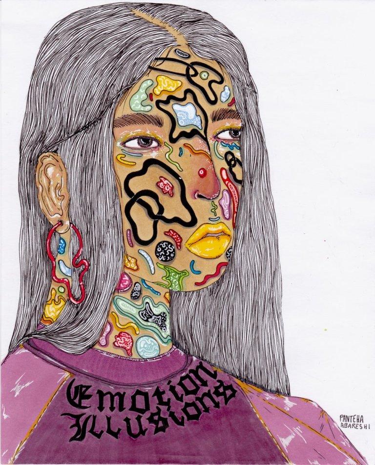 Abstract+girl_