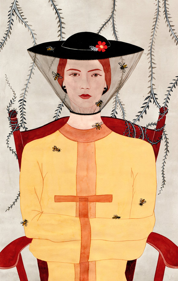 Feminist-Art, Chilean-Artist, Illustration, Muralist, Women-Artists, Contemporary-Art