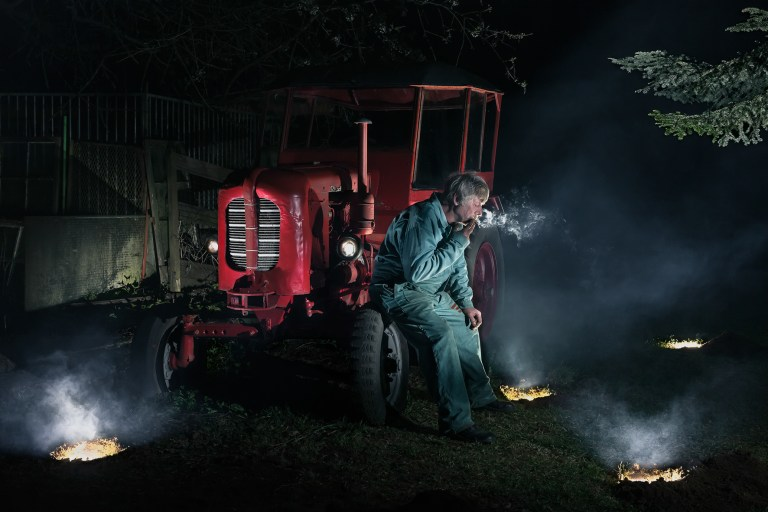 Tractor from Red Series by Ersen Sariozkan.jpg