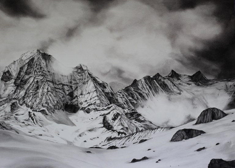Landscape, Cool Painting, Artists to Watch, Artwork, Art, Contemporary Art, Contemporary Women Art, Best Contemporary Art, Portraits, Painting, New Zealand Artist, New Zealand, Realism, Abstraction, Beautiful Painting