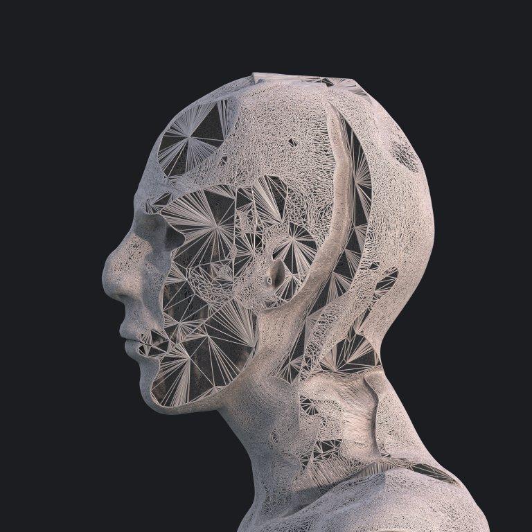 3d modeling, espen kluge. digital art, contemporary art, modern art, new art, art, surrealism, futuristic