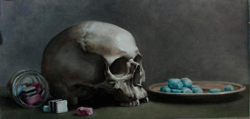 skullcandy rae perry vanitas series