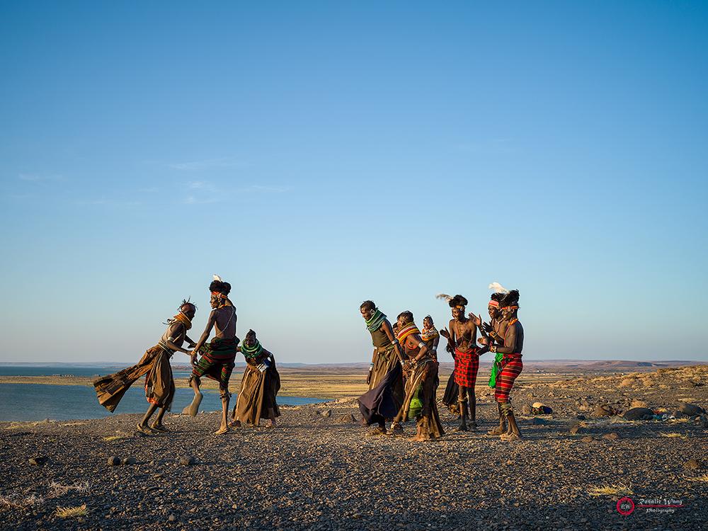 Turkana Dancing