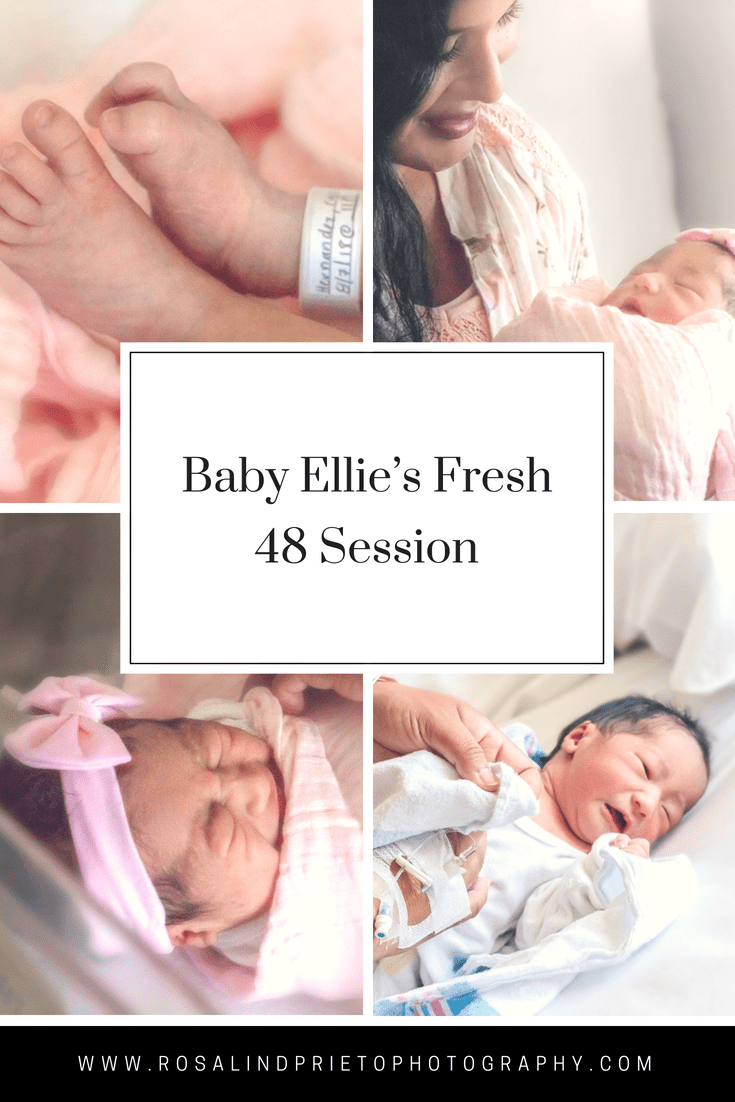 Baby Fresh 48 Session Photo Cover