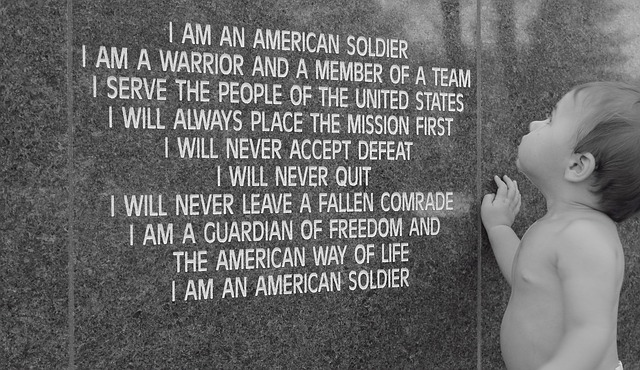 american soldier motto