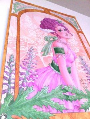 2010 : Collections de toiles tendues (KIPEUK-deco)