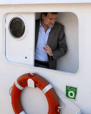 Cesa el periodista que descubrió a Rajoy en el barco de un narcotraficante